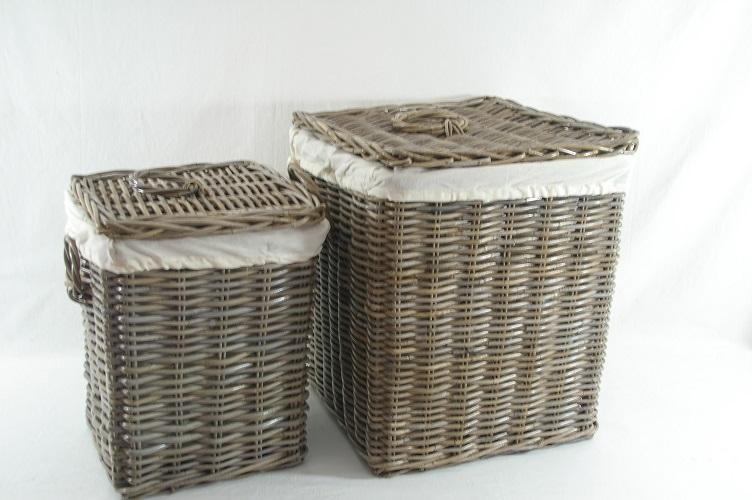 Cane Laundry Hamper S 2 John Urwin Imports