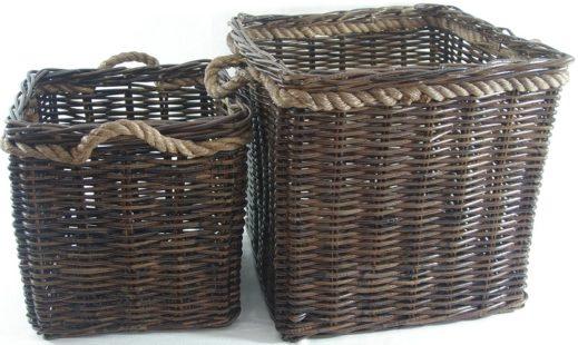Cane Laundry Hamper John Urwin Imports
